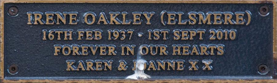 Irene Oakley