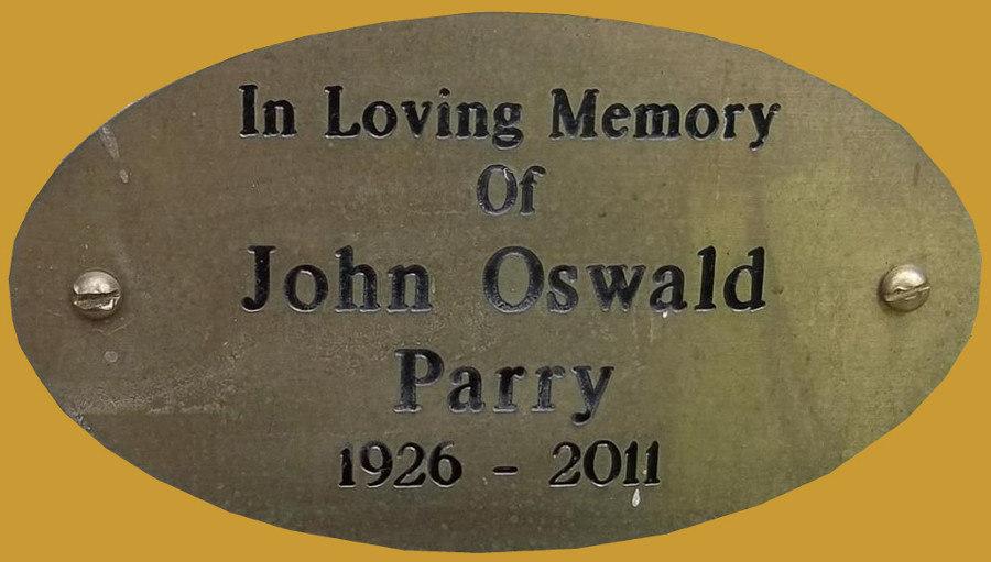 John Oswald Parry
