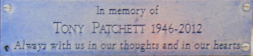 Tony Patchett