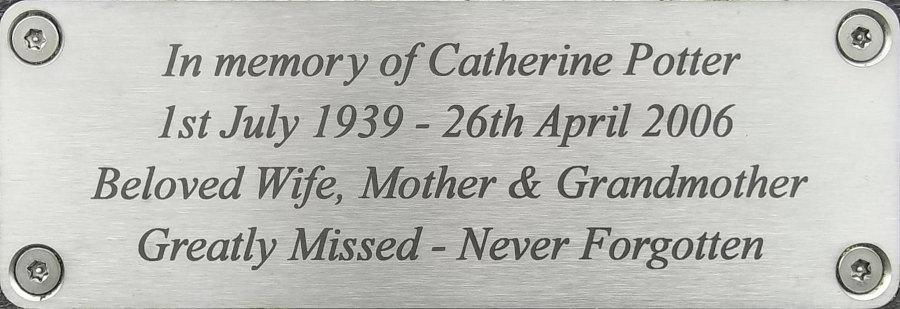 Catherine Potter