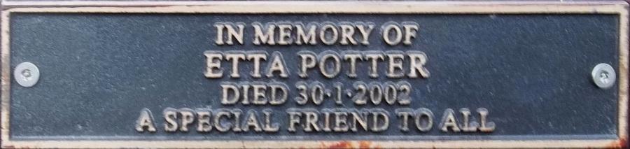 Etta Potter