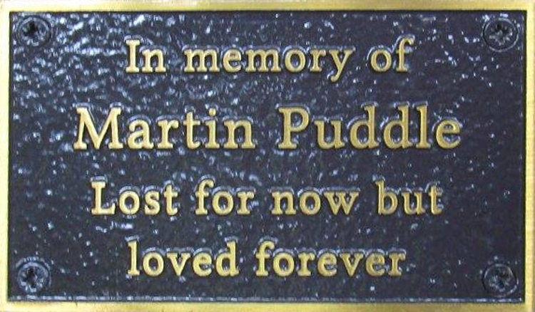 Martin Puddle