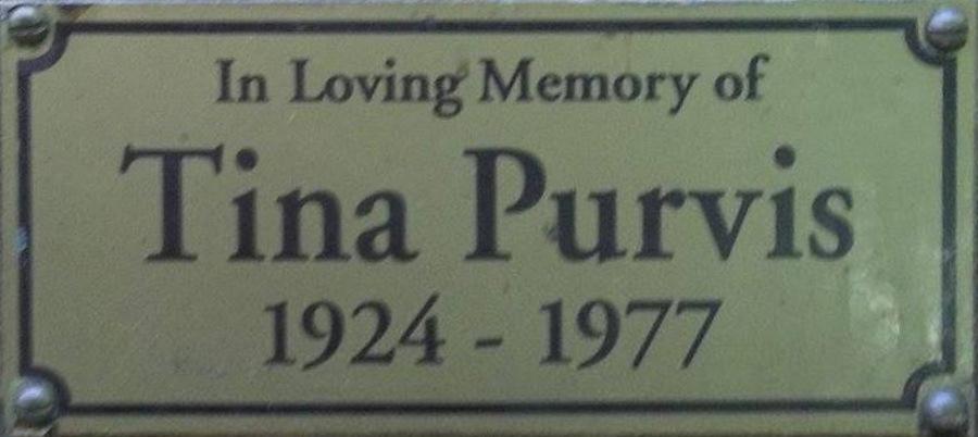 Tina Purvis