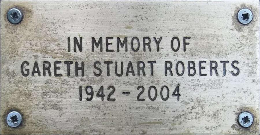Gareth Stuart Roberts