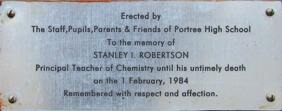 Stanley I. Robertson