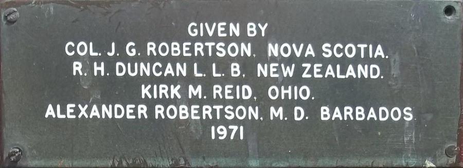 Robertson Friends