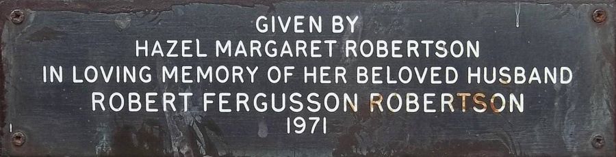 Robert Ferguson Robertson