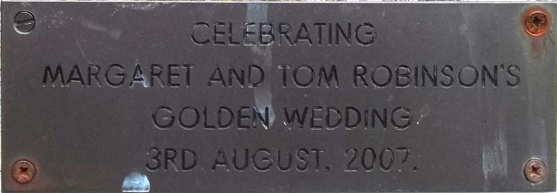 Margaret and Tom Robinson