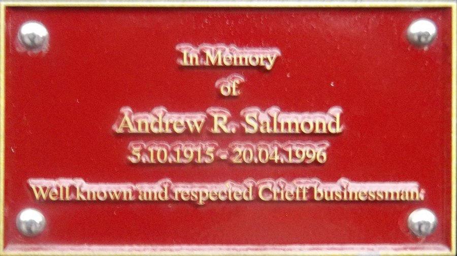 Andrew R. Salmond