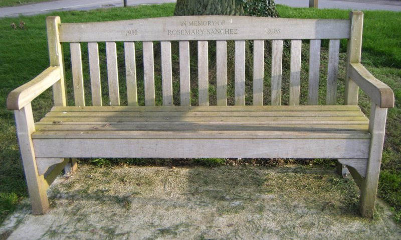Rosemary Sanchez, Bench