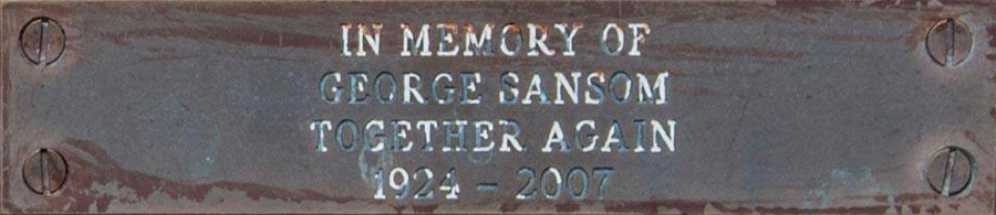 George Sansom