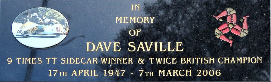 Dave Saville