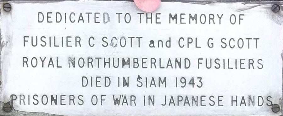 C. Scott and G. Scott