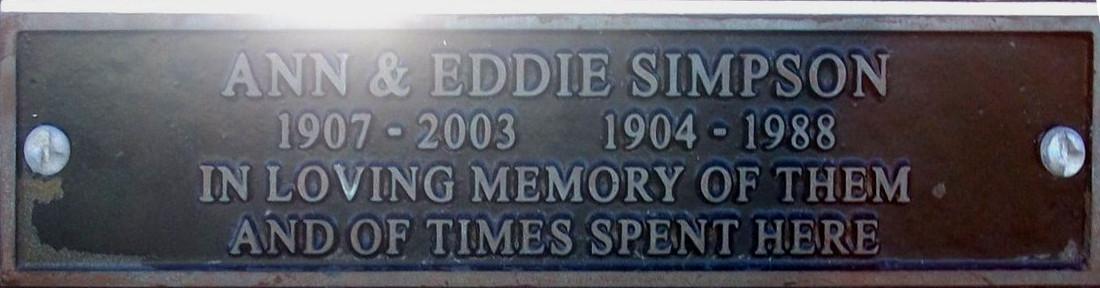 Ann and Eddie Simpson