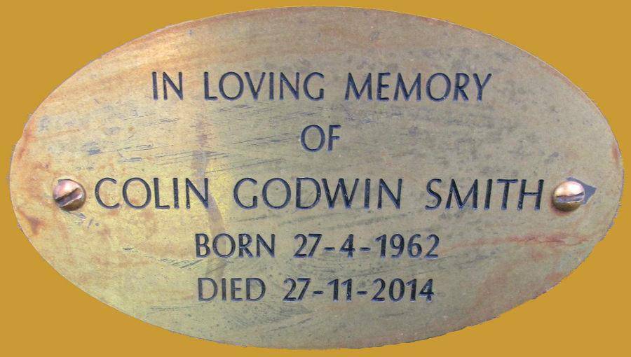 Colin Godwin Smith