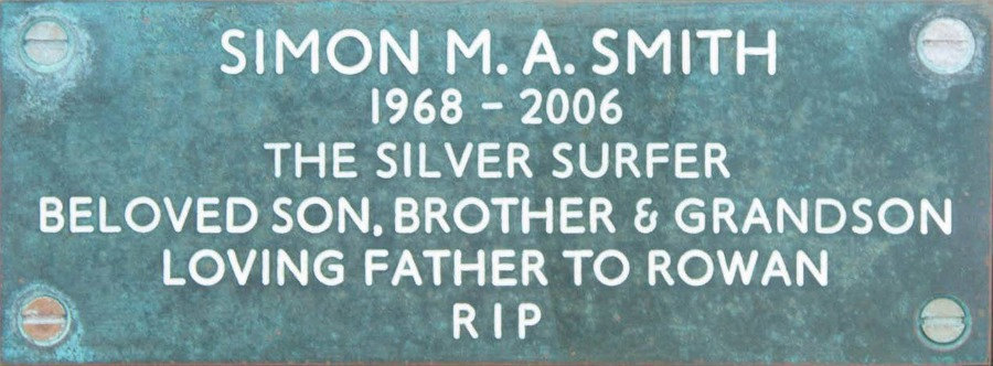 Simon M. A. Smith