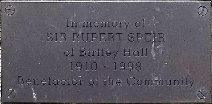 Rupert Speir