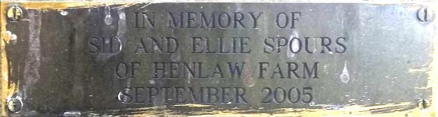 Sid and Ellen Spours