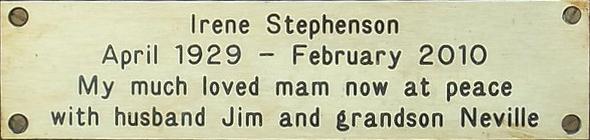 Irene Stephenson