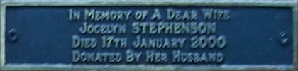 Jocelyn Stephenson