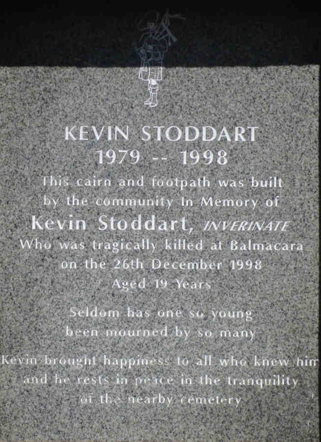 Kevin Stoddart