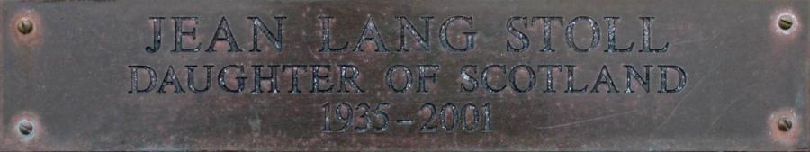 Jane Lang Stoll