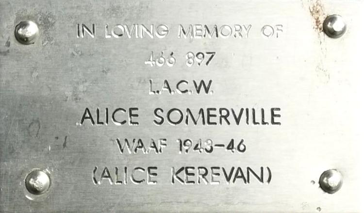 Alice Somerville