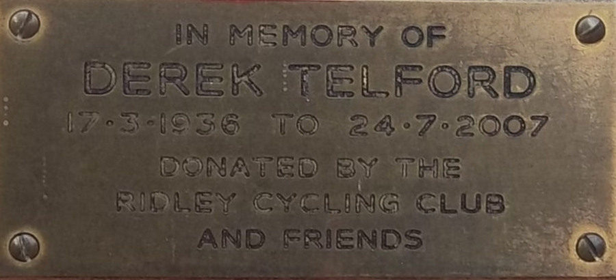 Derek Telford