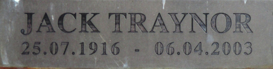 Jack Traynor