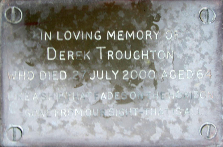 Derek Troughton
