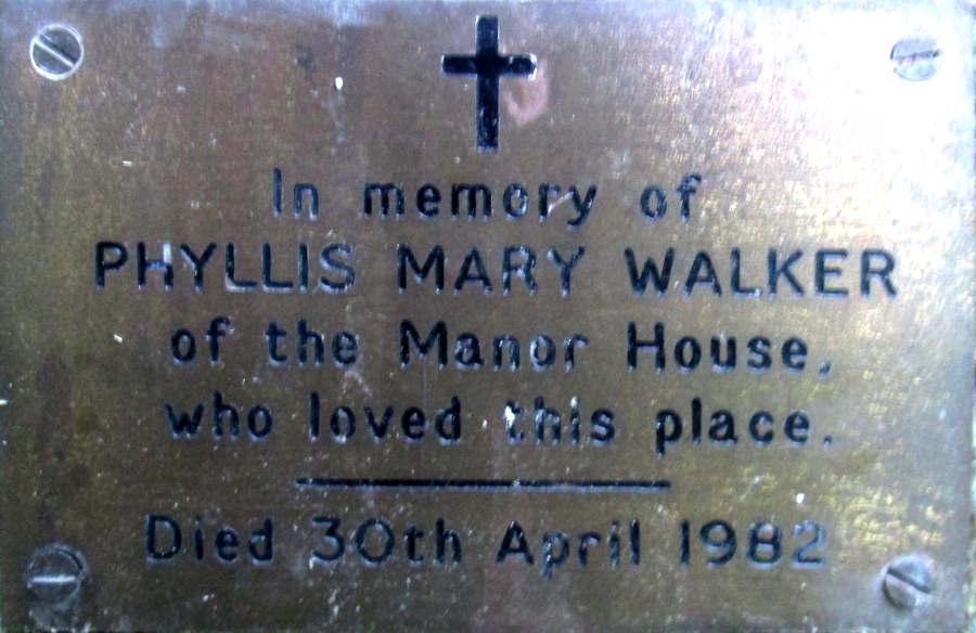 Phyllis Mary Walker