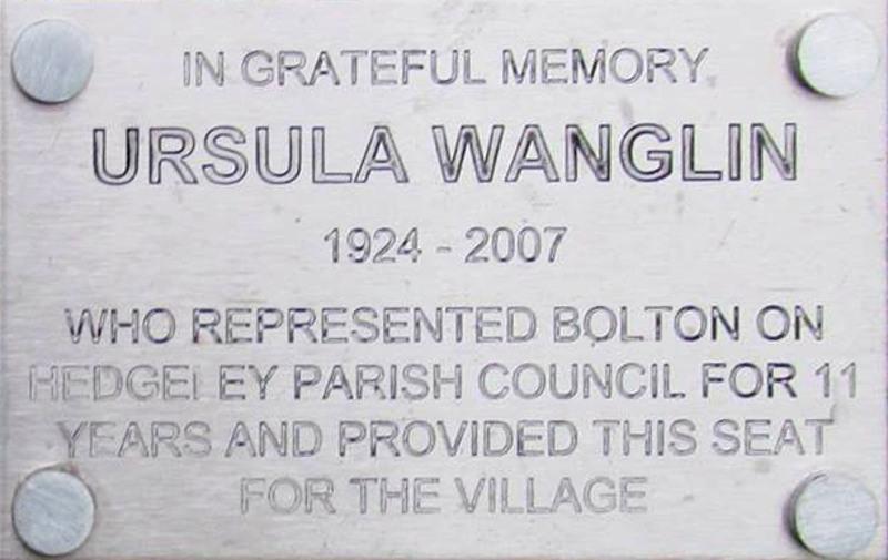 Ursula Wanglin