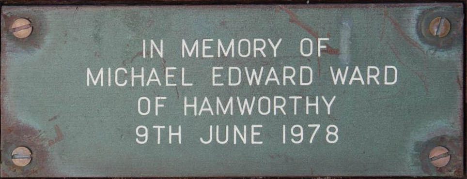 Michael Edward Ward