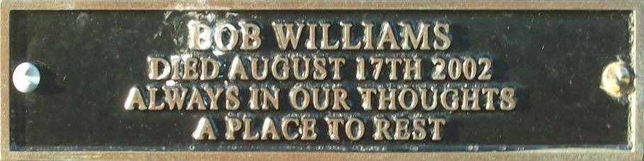 Bob Williams