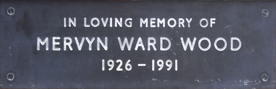Mervyn Ward Wood