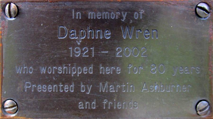 Daphne Wren