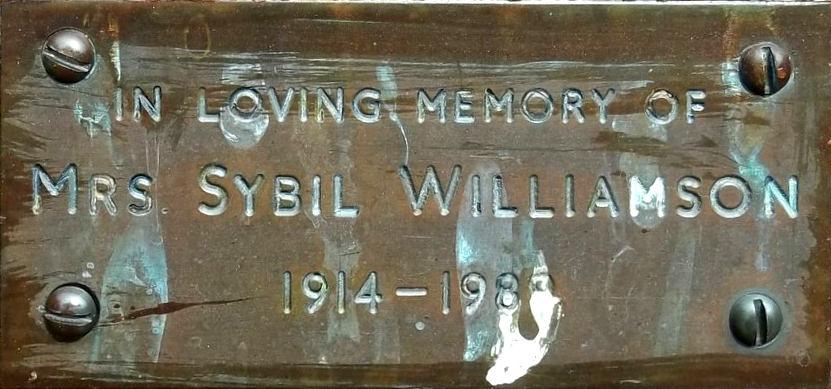 Sybil Williamson