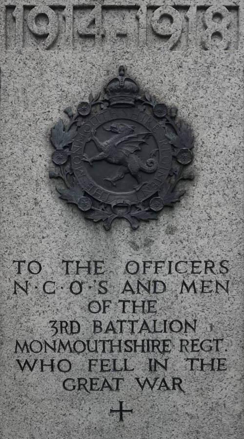 Inscription 1914-1918