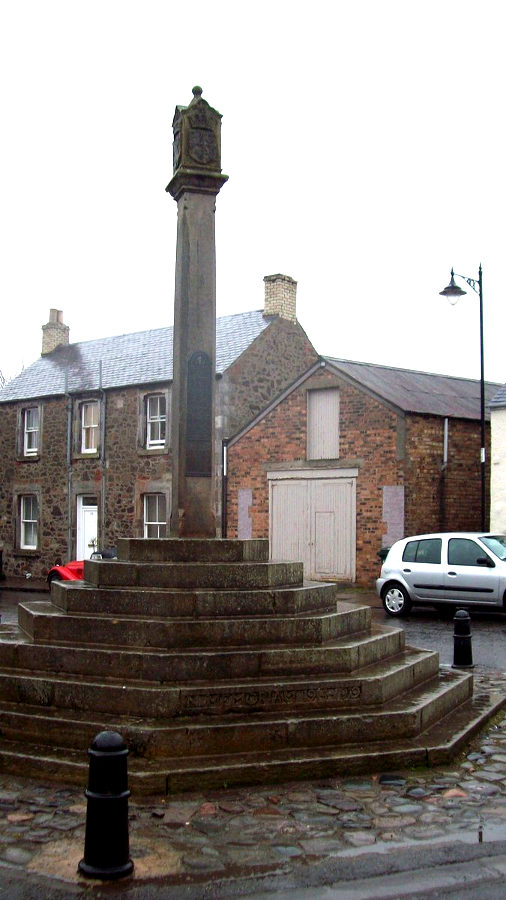 War Memorial - Abernethy, Perth and Kinross, Scotland