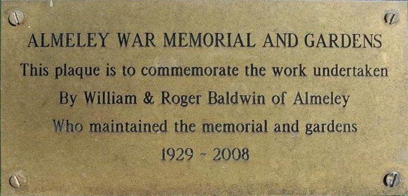 William & Roger Baldwin