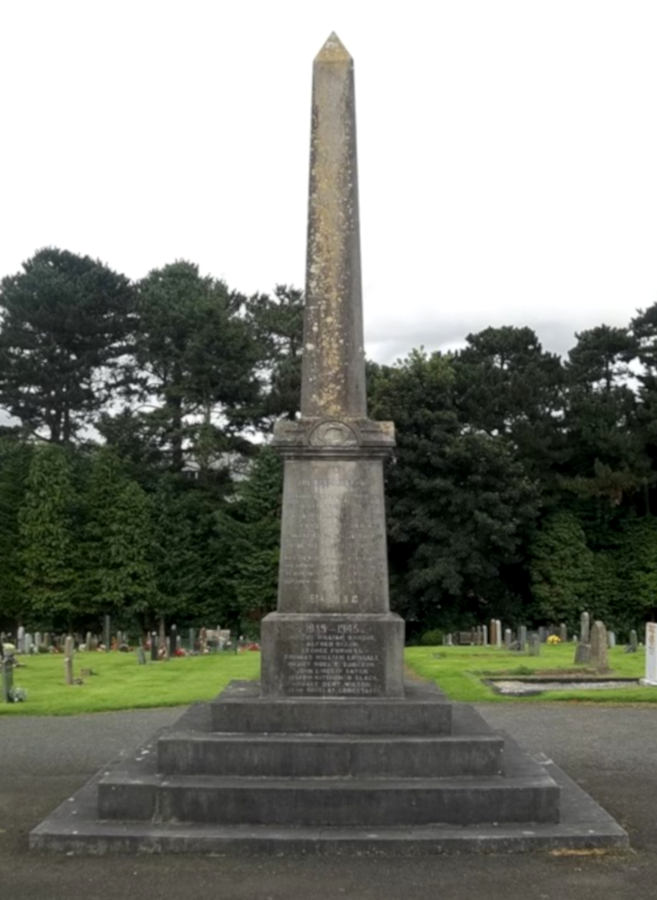 War Memorial - Appleby, Cumbria, England