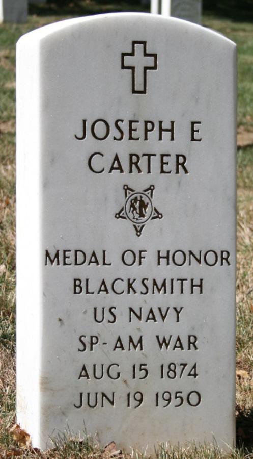 Grave Joseph E. Carter
