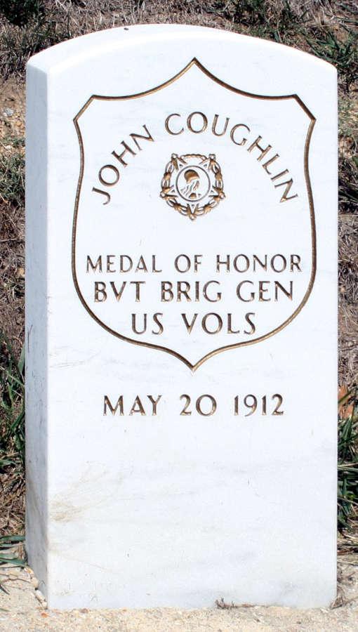 Grave John Caughlin