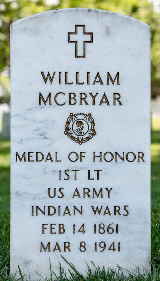 Grave William McBryar