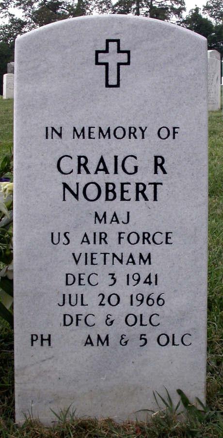 Grave Craig R. Nobert