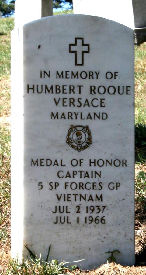 Grave Humbert Roque Versace