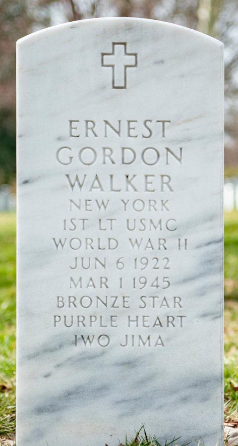 Grave Ernest Gordon Walker
