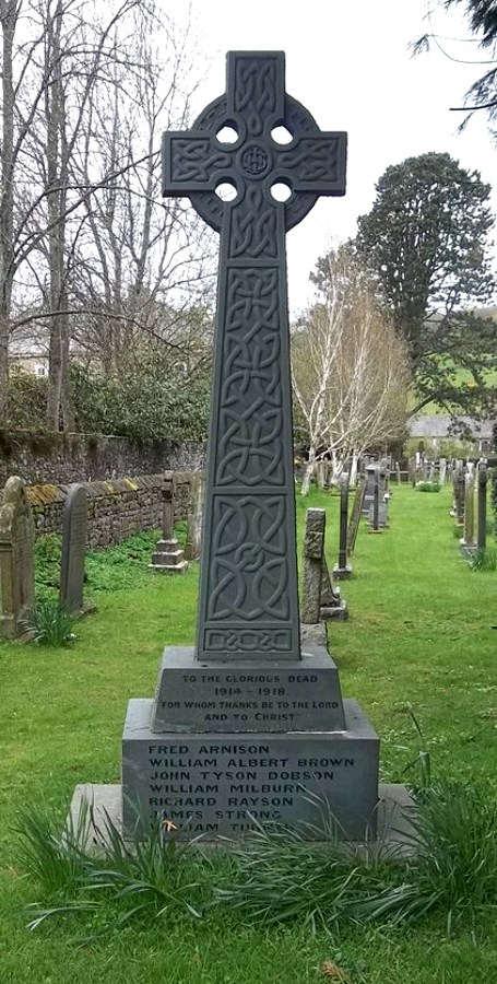 War Memorial - Caldbeck, Cumbria, England
