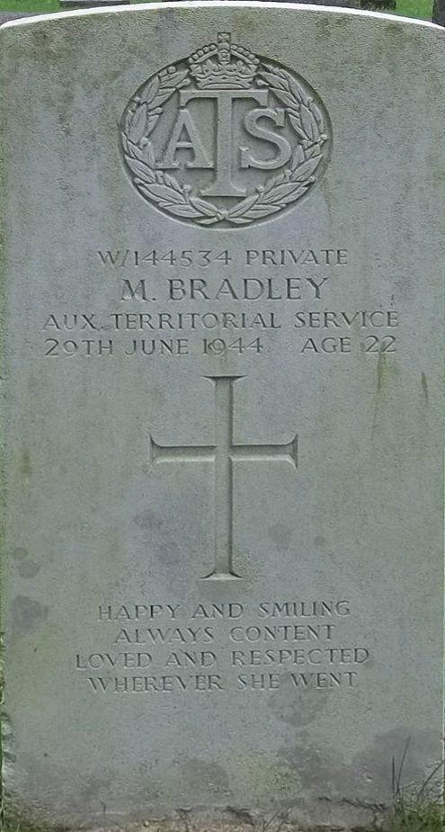 Grave M. Bradley