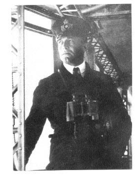 Kapitänleutnant Heinrich Mathy